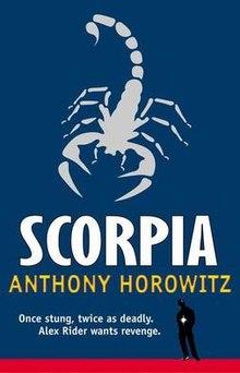 Scorpia (Alex Rider Series)